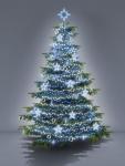 Komplet na Vánoční strom - varianta 3