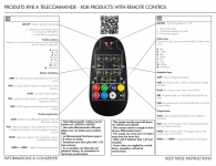 Ovladač pro MAXILEB-LED řetěz RGB