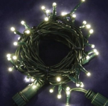 LED ŘETĚZ HIGH-PROFI 40 LED/5m denní bílá