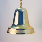 Zvonek zlatý lesk 20cm