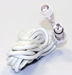 HIGH-PROFI prodlužovací kabel 230V 3m bílý