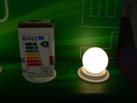 LED žárovka E27 - 1W, teplá bílá