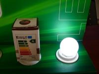 LED žárovka E27 - 1W, studená bílá