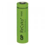 Baterie GP AAA 1000 nabíjecí (přednabité)