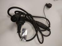 Napájecí kabel pro MAXILEB LED s AC/DC převodníkem, 1,5m černý