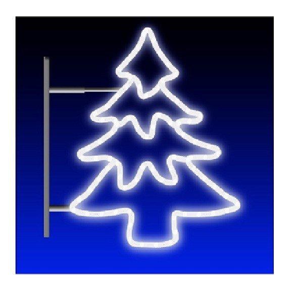 STROMEK 16W LED 55x65 studená bílá
